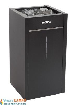 Электрическая каменка Harvia Virta HL110SA черная для сауны и бани