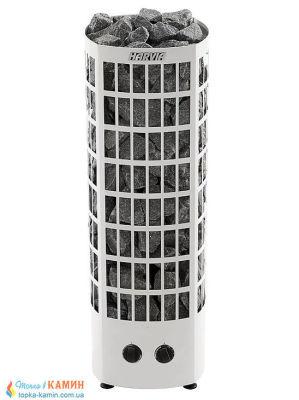 Электрическая каменка Harvia Classic Quatro QR 90 белая для сауны и бани
