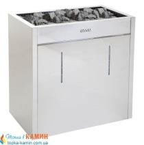 Электрическая печь (каменка)  Harvia Virta Pro Combi Automat HLS135SA steel для сауны и бани