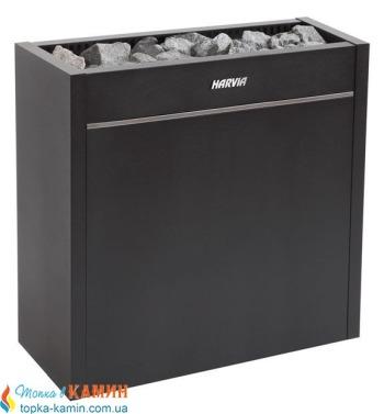 Электрическая печь (каменка)  Harvia Virta Pro HL220 черная для сауны и бани