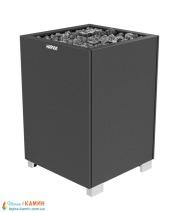 Электрическая печь (каменка)  Harvia Modulo MD180 черная (закрытые боковые части) для сауны и бани. Фото 2