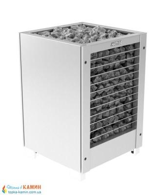 Электрическая печь (каменка)  Harvia Modulo MDS160H steel для сауны и бани