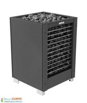 Электрическая печь (каменка)  Harvia Modulo MD180H черная для сауны и бани