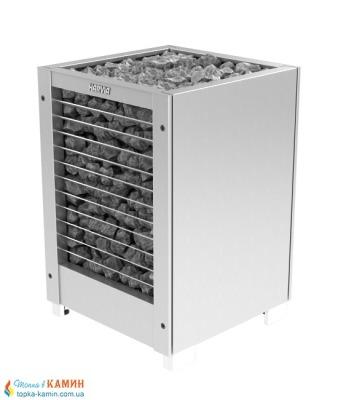 Электрическая печь (каменка)  Harvia Modulo MDS135GSA steel для сауны и бани