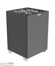Электрическая печь (каменка)  Harvia Modulo MD180GSA черная для сауны и бани. Фото 2