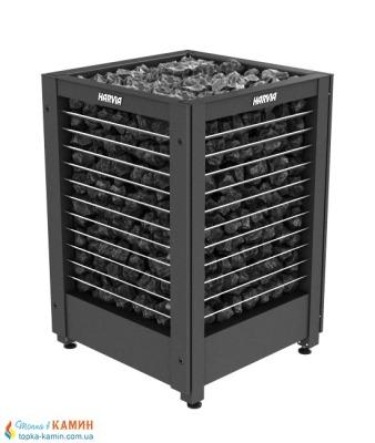 Электрическая печь (каменка)  Harvia Modulo MD135G черная для сауны и бани