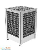 Электрическая печь (каменка)  Harvia Modulo MD135G steel для сауны и бани. Фото 2