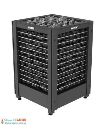 Электрическая печь (каменка)  Harvia Modulo MD160G черная для сауны и бани