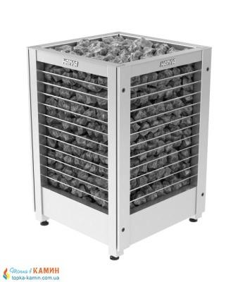 Электрическая печь (каменка)  Harvia Modulo MDS160G steel для сауны и бани