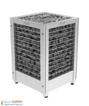 Электрическая печь (каменка)  Harvia Modulo MDS160G steel для сауны и бани. Фото 2