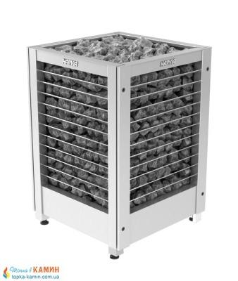 Электрическая печь (каменка)  Harvia Modulo MDS160GL steel для сауны и бани