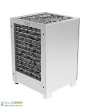 Электрическая печь (каменка)  Harvia Modulo MDS160GL steel для сауны и бани. Фото 2
