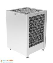 Электрическая печь (каменка)  Harvia Modulo MDS160GL steel для сауны и бани. Фото 3