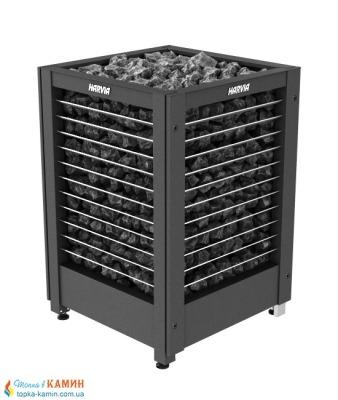 Электрическая печь (каменка)  Harvia Modulo MD180GL черная для сауны и бани