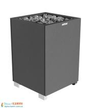 Электрическая печь (каменка)  Harvia Modulo MD180GL черная для сауны и бани. Фото 2