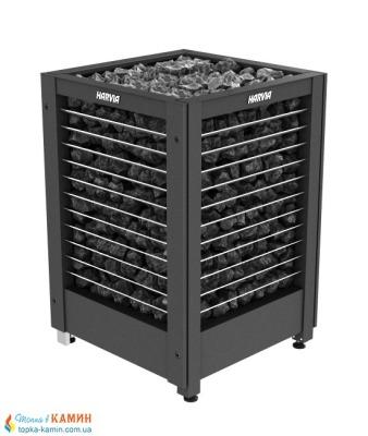 Электрическая печь (каменка)  Harvia Modulo MD160GR черная для сауны и бани