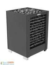Электрическая печь (каменка)  Harvia Modulo MD160GR черная для сауны и бани. Фото 2