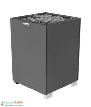 Электрическая печь (каменка)  Harvia Modulo MD160GR черная для сауны и бани. Фото 4