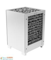 Электрическая печь (каменка)  Harvia Modulo MDS160GR steel для сауны и бани. Фото 2