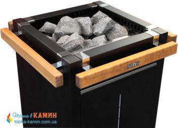 Защитное перило боковое HL2 для электрической каменки Harvia Virta