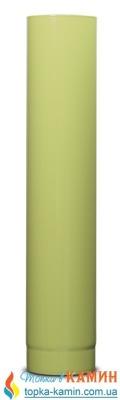 Труба дымохода эмалированная стальная Dovre L=0.75м от Ø150 E9