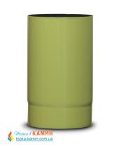 Труба дымохода эмалированная стальная Dovre L=0.25м от Ø150 E9