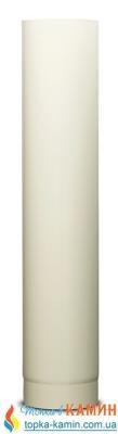 Труба дымохода эмалированная стальная Dovre L=0.75м от Ø150 E8