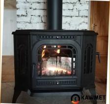 Чугунная печь KAWMET P7 (10.5 kW) EKO. Фото 15