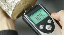 Цифровой измеритель влажности Hansa