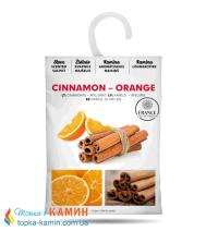 Ароматические саше Корица Апельсин (доступно 6 разных ароматов)