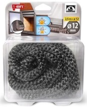 Шнур из керамического волокна ø 12 мм, длина 2,5 м.