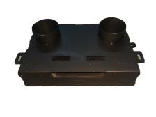 Долот (адаптер) стальной для подачи воздуха снаружы KAWMET к моделям W17 16,1 kW /12,3 kW ECO. Фото 2