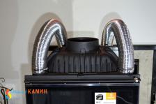 Долот (адаптер) стальной для подачи воздуха снаружы KAWMET к моделям W17 16,1 kW /12,3 kW ECO. Фото 9