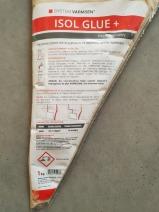 Високотемпературний клей SkamoEnclosure HT Adhesive (ISOL GLUE +) 1 кг -  для плит Skamotec