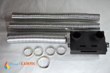 Комплект системы подачи воздуха снаружи для топок KAWMET к модели W17 (12,3kW/16,1kW). Фото 6