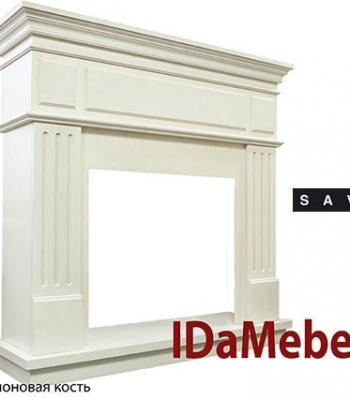 Камин портал для электрокамина DIMPLEX IDaMebel New York (портал без очага под Symphony 26)