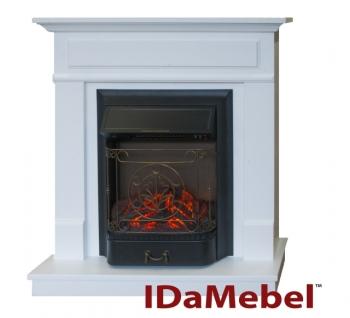 Электрокамин с порталом ROYAL FLAME IdaMebel Michelle (каминокомплект)
