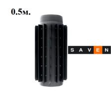 Радиатор для дымохода (2мм) 50 см Ø150. Фото 2