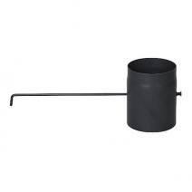 Шибер для дымохода (2мм) Ø200. Фото 2