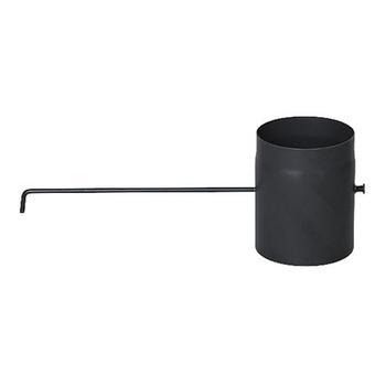 Шибер для дымохода (2ММ) Ø180