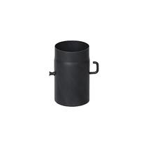 Шибер для дымохода (2мм) Ø150. Фото 2