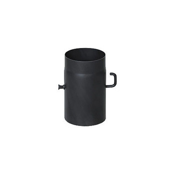 Шибер для дымохода (2ММ) Ø120