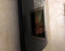 Электрокамин (очаг) ROYAL FLAME DESIGN 650CG (EF455S). Фото 3