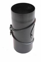 Дымоходное колено KAISER PIPES 90° универсальное регулируемое (2мм) Ø180. Фото 2