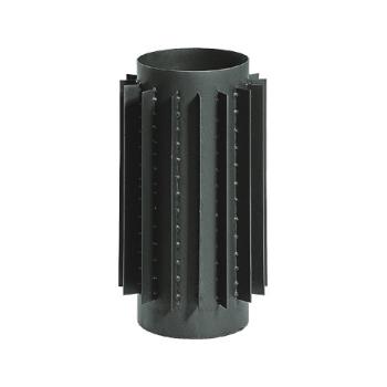 Труба радиатор для дымохода Itek (2мм) 50 см Ø200