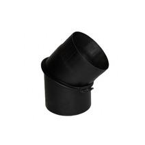 Дымоходное колено KAISER PIPES 45° универсальное регулируемое (2мм) Ø150