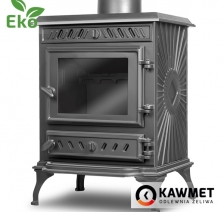 Чугунная печь KAWMET P3 (6.1 kW) EKO. Фото 2
