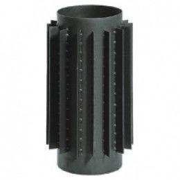Радиатор для дымохода (2ММ) 50 СМ Ø130
