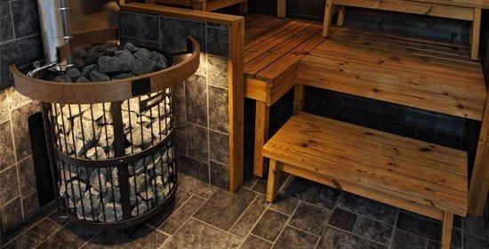 Камни в печь для бани цена